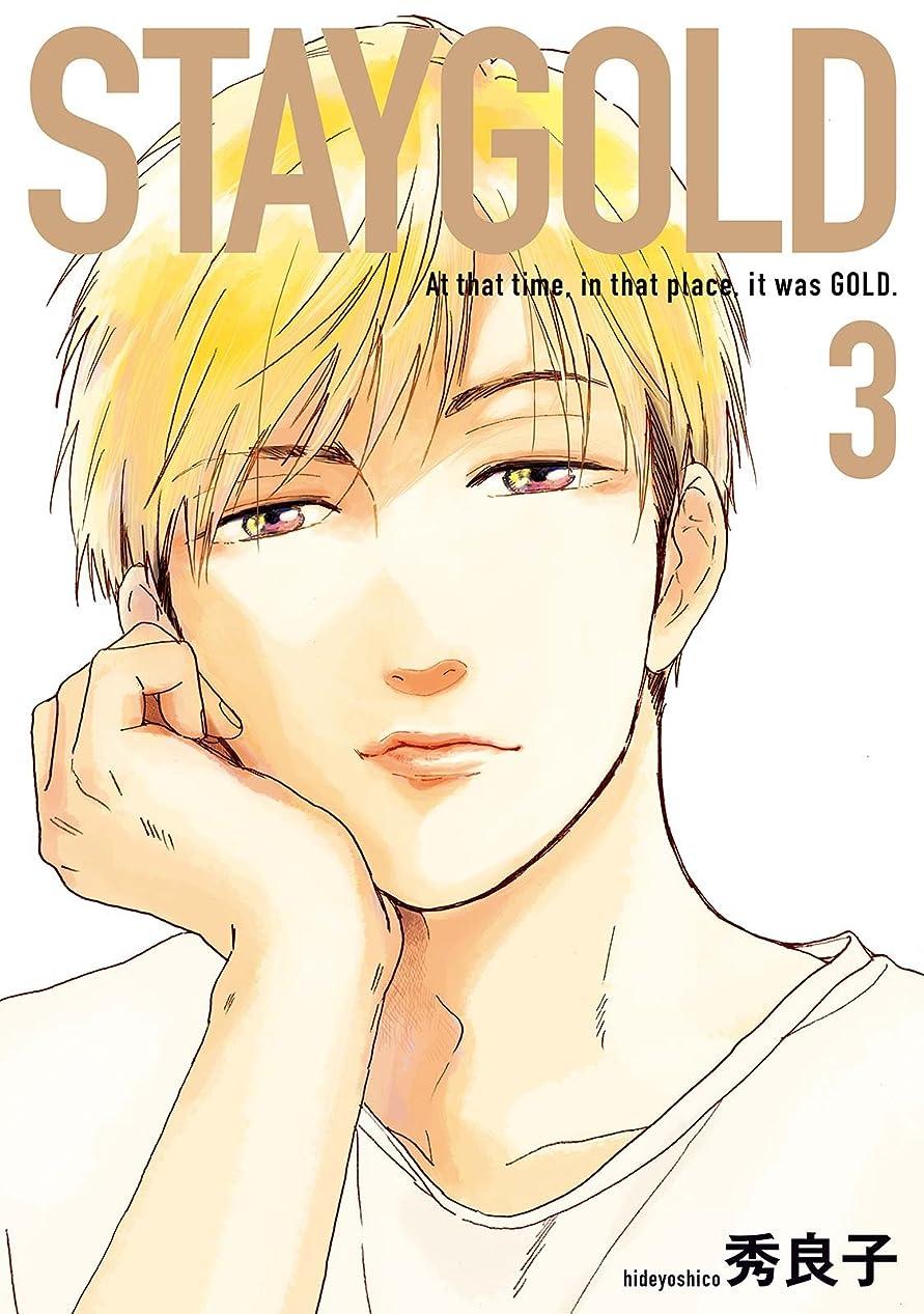 研究所人差し指リマSTAYGOLD(3) (onBLUE comics)