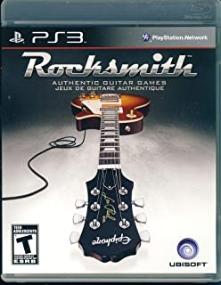 Rocksmith (PS3) - Pre-Owned - Game Only