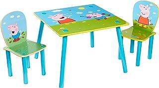 Worlds Apart Ensemble Table et 2 chaises pour Enfants, 45 (H) (x 63cm (P)