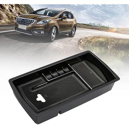 Für 3008 2017 2018 2019 Access Active Allure Gt Interieur Mittelkonsole Armlehne Kiste 1 Stück Kunststoff Auto