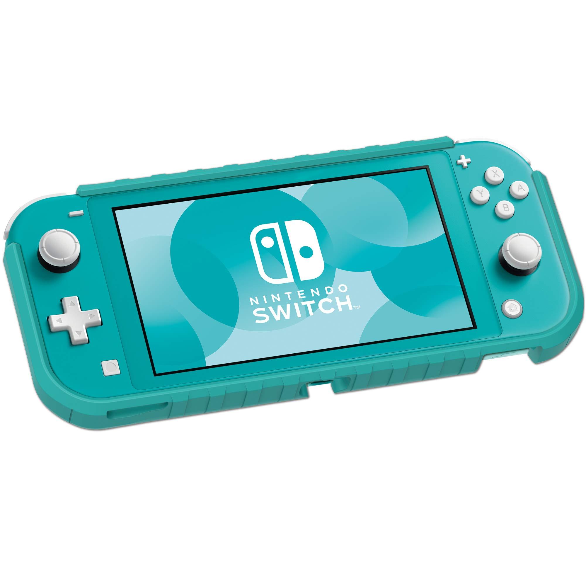 Hori - Carcasa híbrida turquesa (Nintendo Switch Lite): Amazon.es: Videojuegos