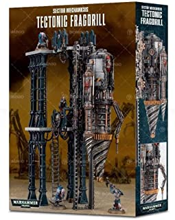 Citadel Sector Mechanicus Tectonic Fragdrill Warhammer 40,000