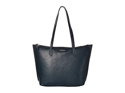 Furla Luce Medium Tote (Ottanio) Tote Handbags