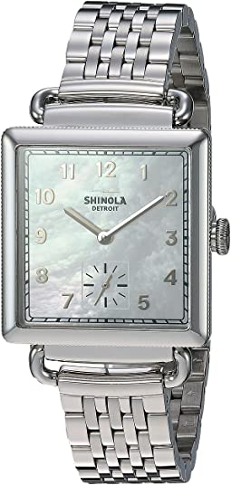 Shinola Detroit The Cass 28mm - S20065280