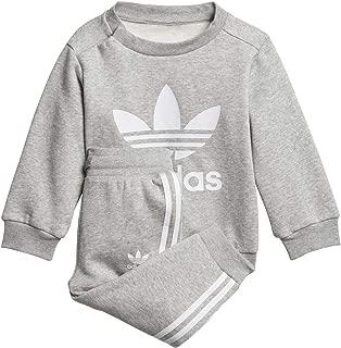 Adidas Kids Originals Trefoil Crew Track Suit