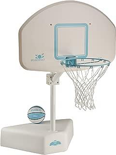 Dunnrite Splash and Shoot Swimming Pool Basketball Hoop with Stainless Steel Rim (B600)