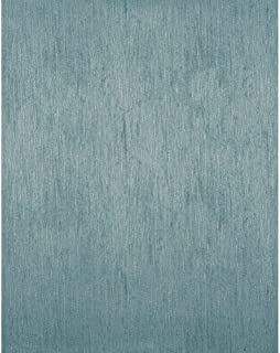 York Wallcoverings HT2008 York Textures Tinsel Wallpaper, Teal