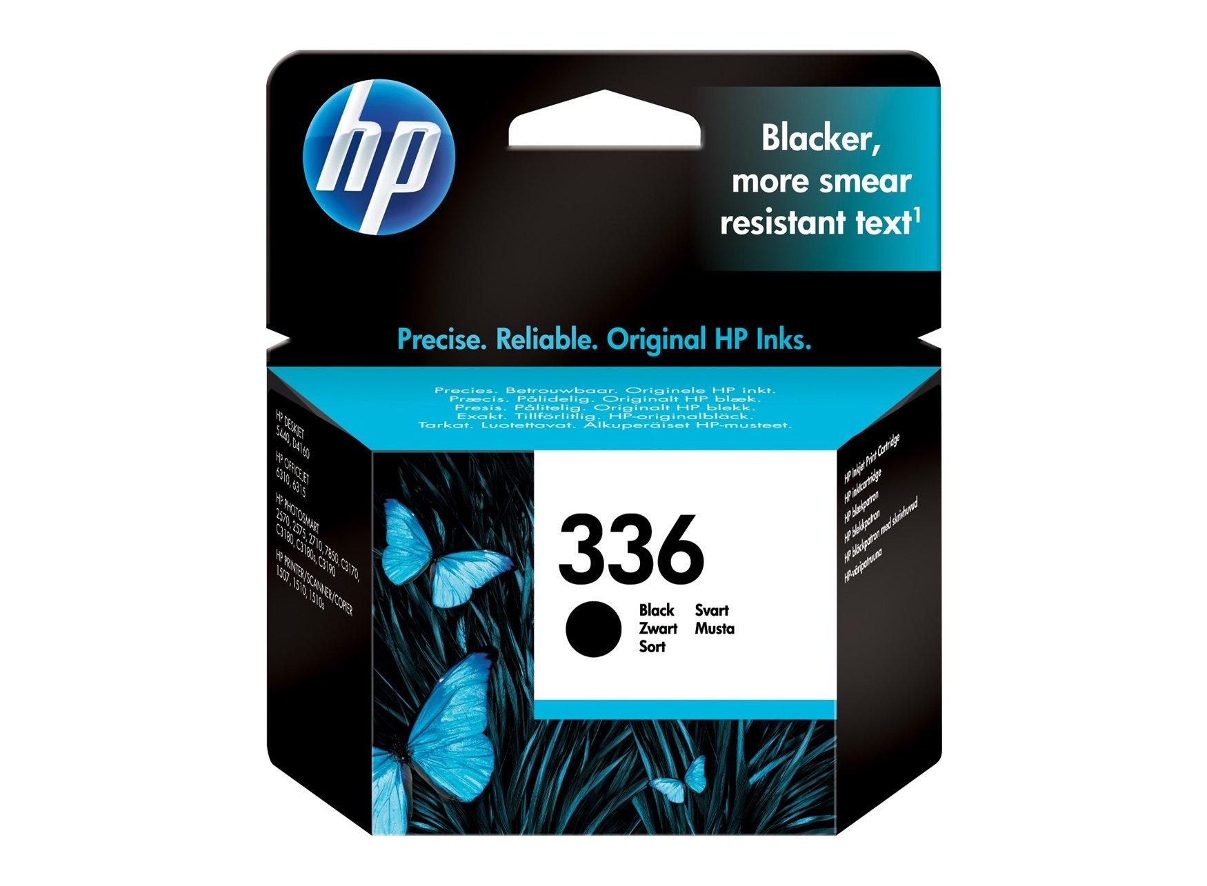 C9362EE HP Photosmart 2570 Cartucho de Tinta negro: Amazon.es ...
