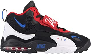 Men's Air Max Speed Turf Leather Cross-Trainers Shoes