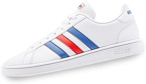 Scarpe adidas grand court base, scarpe da tennis uomo EE7901