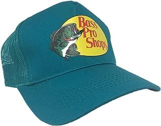 Bass Pro Shops Mesh Logo Cap for Ladies - Aqua