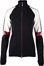 DALE OF NORWAY Women's Geilo Feminine Jacket (F-Black, S)