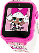 L.O.L. Surprise! Touch-Screen Smartwatch, Built in Selfie-Camera, Easy-to-Buckle Strap, Pink...