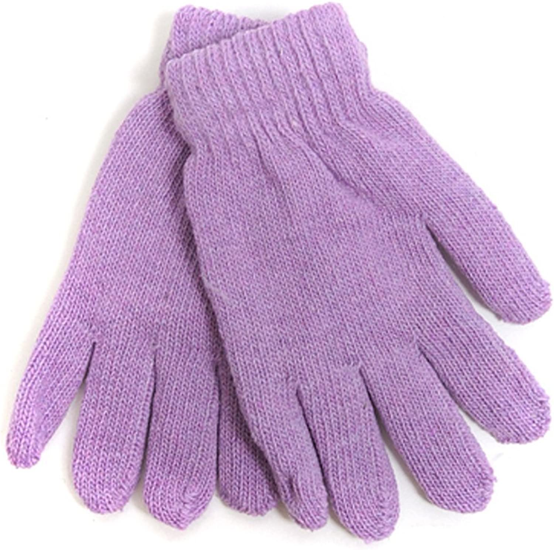 Women's Solid Stretch Winter Gloves