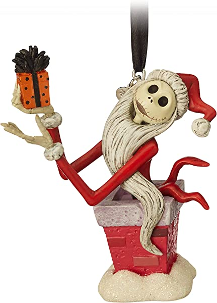 Disney Jack Skellington Sketchbook Ornament Tim Burton S The Nightmare Before Christmas Mutli
