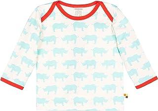 Loud + Proud Shirt Mit Druck, Aus Bio Baumwolle, Gots Zertiziziert Mixte bébé