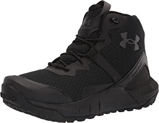 Under Armour Men's Micro G Valsetz Mid Military and Tactical Boot