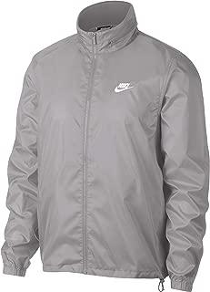 Men's Sportswear Hooded Windbreaker Jacket
