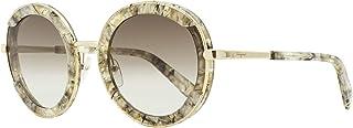 نظارة شمسية بشعار كلاسيكي للنساء من سالفاتور فيراغامو