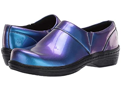 Klogs Footwear Mission (Purple/Blue Iridescent) Women