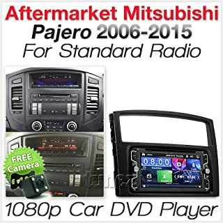 TUNEZ® Car Audio 2DIN DVD CD USB SD Player for Mitsubishi Pajero NW NT NS (4th Generation) Year 2006-2015 Stereo Radio MP3...