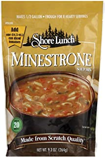 Best shore lunch minestrone soup mix Reviews