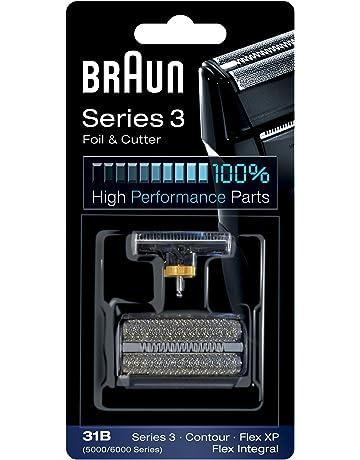 Amazon.es: Láminas de repuesto - Afeitadoras eléctricas para ...