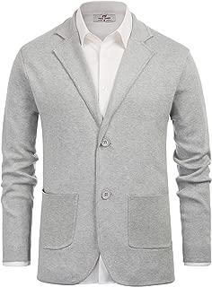 Mens Cardigan Sweater Cardigan Blazer Shawl Collar Cardigan Jacket