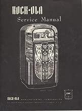 Rock-Ola Service Manual Model 1422
