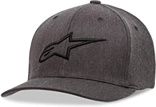 Alpinestars Men's Logo Flexfit Hat Curved Bill Structured Crown