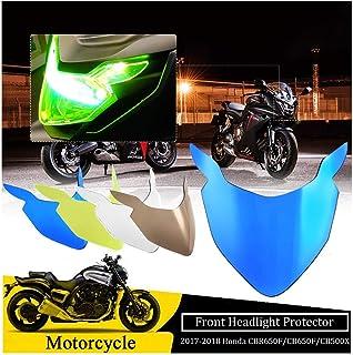 Grille de protection de phare de moto en acier inoxydable pour Honda CB500X 2013-2018 2017 2016 2015 2014 CB500 X