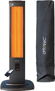 OPRANIC 2KW Radiateur Electrique Infrarouge + Couverture | 2000 Watts & IP34 | Chauffage Electrique Infrarouge, Chauffage ...