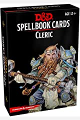 Spellbook Cards: Cleric Novelty Book