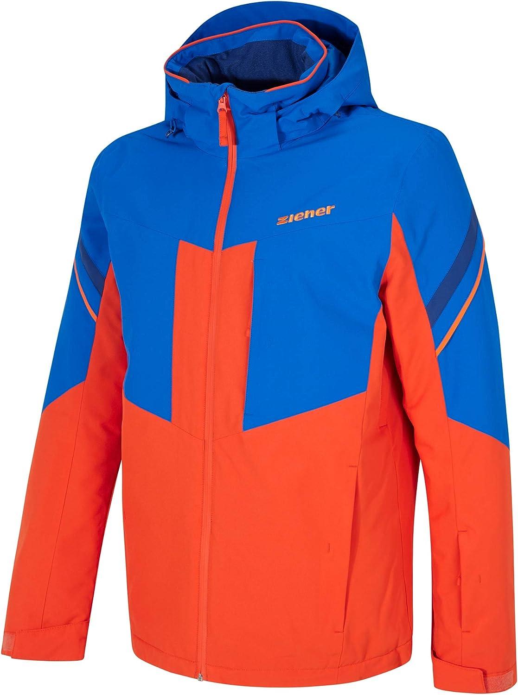 50 M Nautic Ziener Herren POMOKA Ski Snowboard-Jacke
