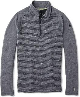 Men's Base Layer Top - Merino 250 Wool Pattern Active 1/4 Zip