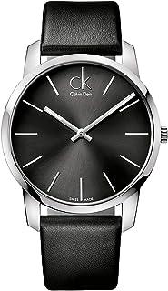 [カルバンクライン]CALVIN KLEIN 腕時計 City (シティ) K2G21107  グレー文字盤 【正規輸入品】