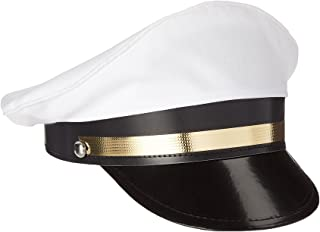 Jacobson Hat Company Men's Adult Military Officer Cap