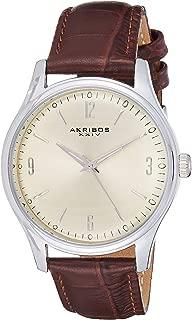 Akribos XXIV Men's Classic Watch