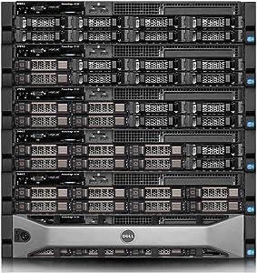 Dell PowerEdge R720 Server | 2X 2.00GHz 16 Cores | 128GB | H710 | 8X 4TB SAS (Renewed)