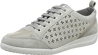 Geox D Myria D, Sneakers Basses Femme