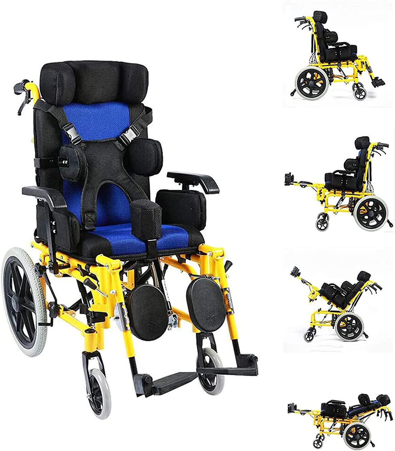 Sinctual Wheelchair Folding Lightweight Child 55% OFF for Fullyly Sale item Adult