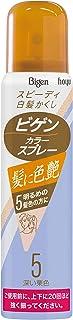 ホーユー ビゲン カラースプレー 5 (深い栗色) 82g(125mL)