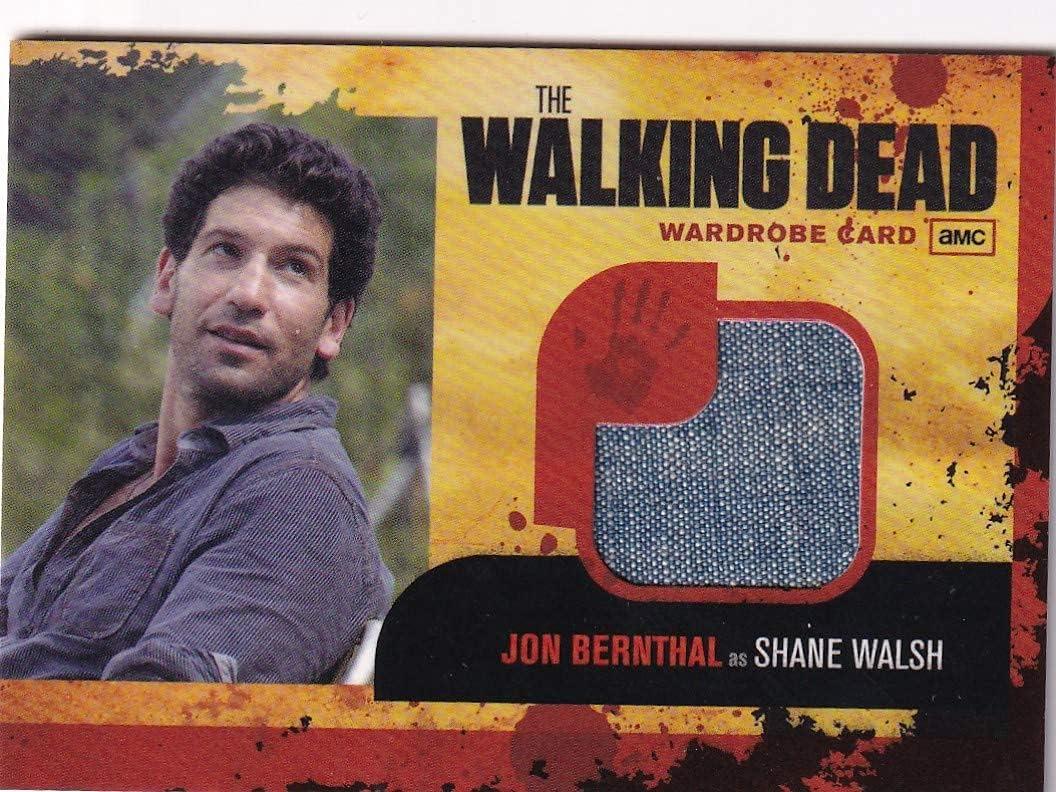 Walking Dead Cryptozoic Jon Bernthal Wardrobe shopping Max 55% OFF Shane walsh Car as