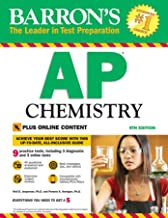 Download Book AP Chemistry with Online Tests (Barron's Test Prep) PDF