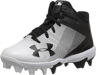 Under Armour Kids  Leadoff Mid Jr. Rm Baseball Shoe f81816c883e60