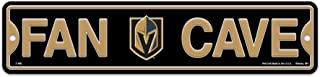Wincraft Las Vegas Knights Plastic Fan Cave Sign 4