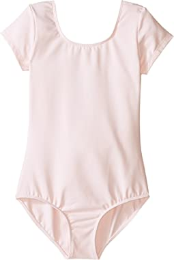 Bloch Kids - Microlux Short Sleeve Leotard (Toddler/Little Kids/Big Kids)