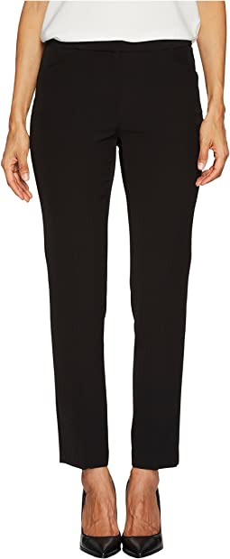 Petite Milano Twill L-Pocket Pants