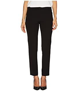 Petite Milano Twill L-Pocket Pants