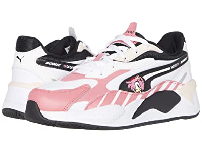 Puma Kids Sega RS-X3 Sonic (Little Kid) (Bubblegum/Rosewater) Girl